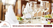 Impress your Guests with an Exclusive Christmas Party Catering