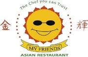 Don't Miss the Family Special Savers Meal at My Friends Asian Restaura