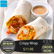 Try delicious Mexican @ Burrito Bar-Holmview - $5 OFF on your First 3
