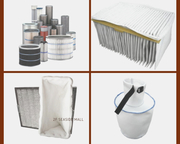Dust Filter   Fume Filter